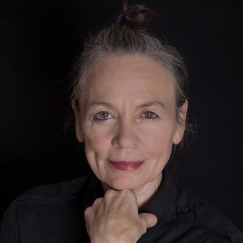 Laurie Anderson Portrait @Canal Street Communications