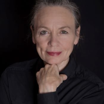 -Laurie Anderson Portrait @Canal Street Communications